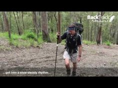 Training Tips - Hill Walking  (3min)- YouTube