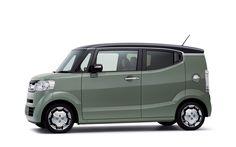 '16 Honda N-Box Slash Kei Car