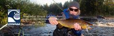 Tervon Lohimaa - Pohjolan hienoin koskikalastuspaikka