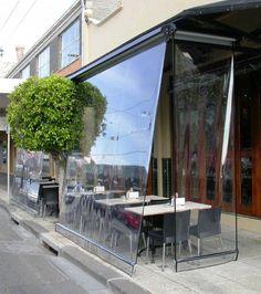 Artistic Outdoor Pergola Blinds, Pergola Blinds, Cafe Blinds Melbourne