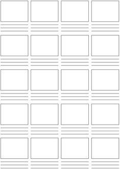 formato storyboard