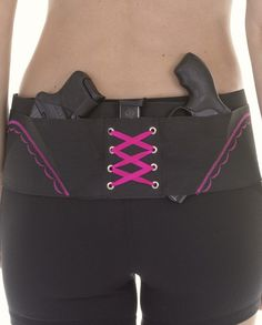 Can Can Concealment Hip Hugger Holster