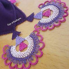 Needle Lace, Crochet Designs, Crochet Earrings, Arkansas, Jewelry, Handmade Crafts, Tricot, Bijoux, Jewlery