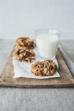 #Recipe: Muesli Snacking Cookies