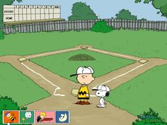 It's the Big Game, Charlie Brown! - Charlie Brown, deciding once again to put together a baseball team