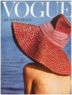 Vogue Australia cover by Helmut Newton, 1960 Vintage Photography, Love Photography, Fashion Photography, Helmut Newton, Vogue Magazine Covers, Vogue Covers, Anna Wintour, Vintage Vogue, Vintage Fashion