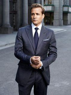 Suits - Gabriel Macht as Harvey Specter
