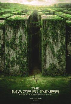 The Maze Runner Official Poster.
