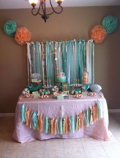 Tissue Paper Tassels are great decoration. Theyll make your celebration perfect! Tassels are strung on Burlap Rope. The length of Burlap Rope is 8