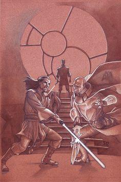 Jedi: The Dark Side cover 5 by StephaneRoux on DeviantArt