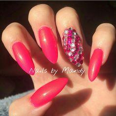 Stiletto Nails!