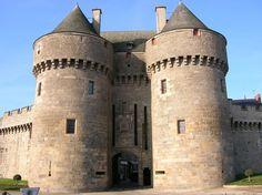 Guerande Castle ~ Guérande ~ Loire Atlantique ~ France