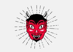 Echa un vistazo a este proyecto @Behance: u201cDiablo pinu201d https://www.behance.net/gallery/48683803/Diablo-pin