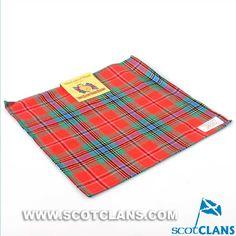 MacLaine Tartan Handkerchief