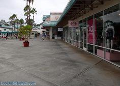 Waikele Premium Outlets, Oahu, Hawaii, LookIntoHawaii.com