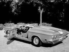1962 Chevrolet Corvair Super Spyder Concept Car