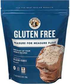 King Arthur Flour Measure For Measure Gluten Free Flour 3 Lbs Vitacost King Arthur Gluten Free Flour Gluten Free Flour Better Batter Gluten Free Flour