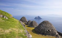 Skellig Michael, one of Ireland's most remote spots