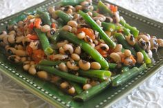 How To Have A Healthy Brain & Ordinary Vegan Curried Green Beans and Black-Eyed Peas
