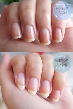 Efekty po miesiącu olejowania paznokci Jak i czym ole… na Stylowi.pl Beauty Spa, Diy Beauty, Beauty Makeup, Beauty Hacks, Nail Inspo, Makeup Inspo, Manicure And Pedicure, Natural Nails, Nail Care