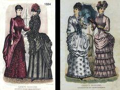 moda siglo xix inglaterra - Buscar con Google