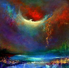 Acrylic on canvas 60c60 cm
