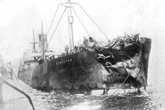 ***TODAY TO HISTORY***  May 29, 1914:  Ships crash in heavy fog.  Heavy fog causes a collision of boats on the St. Lawrence River in Canada that kills 1,073 people on this day in 1914. Caused by a horrible series of blunders, this was one of the worst maritime disasters in history.