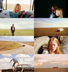 Badlands (1973), Terrence Malick