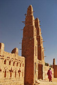 Moschea di Bani, Burkina Faso
