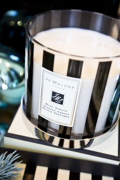 Jo Malone London | Blue Spruce Deluxe Candle #SeasonOfMagic #Gifts