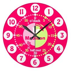 ==>>Big Save on          Girls learn to tell time red pink green name clock           Girls learn to tell time red pink green name clock This site is will advise you where to buyThis Deals          Girls learn to tell time red pink green name clock Review on the This website by click the bu...Cleck Hot Deals >>> http://www.zazzle.com/girls_learn_to_tell_time_red_pink_green_name_clock-256576383296066608?rf=238627982471231924&zbar=1&tc=terrest