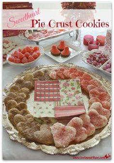 Sweetheart Pie Crust