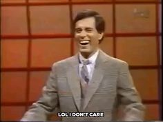 lol laughing laugh press your luck idc i dont care gameshow peter tomarken #humor #hilarious #funny #lol #rofl #lmao #memes #cute