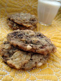 Trash Mash Vegan Cookies, by Terry Hope Romero