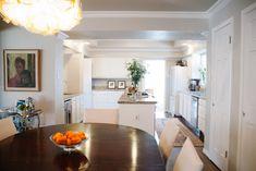 Portfolio « The Interior Stylist -white kitchen Eider White, Interior Stylist, Stylists, Modern, Kitchen, Table, Room, Vintage, Furniture