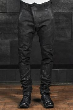 Boris Bidjan Saberi – Pressed Cotton Pants.