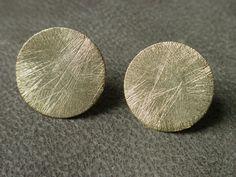 SALE, Round Gold Earrings, Geometric Earrings, Cleopatra Earrings, Ethnic Earrings ,Round studs Earrings, Minimalist Earrings, Gift For Her.
