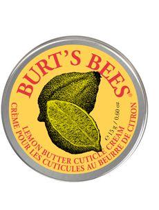 Burt's Bees - Lemon Butter Cuticle Cream