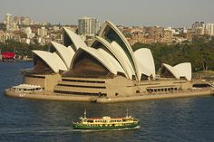 Sydney Harbour Opera House Photograph by Stuart Litoff - Sydney Harbour Opera House Fine Art Prints and Posters for Sale