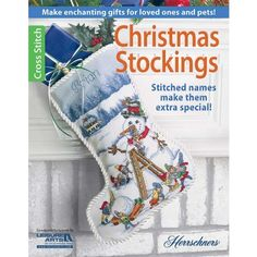 Christmas Stockings cross stitch patterns