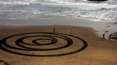 I Guess This Is A Beach Circle?