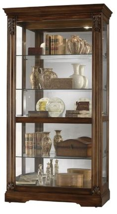 Howard Miller 680479 Andreus Curio Cabinet * Read More Reviews Of The  Product By Visiting The