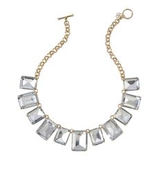 Sparkle & Shine...we love this statement necklace from Ann Taylor, perfect for the holidays!