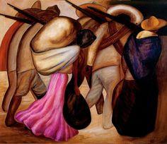 "Sedef's Corner: Mexico 1900 Diego Rivera, Frida Kahlo, Jóse Clemente Orozco, and the Avant-Garde"" at the Dallas Museum of Art Diego Rivera Frida Kahlo, Clemente Orozco, Latino Art, Dallas Museums, Family Painting, Byzantine Art, Virtual Art, European Paintings, Grand Palais"