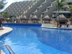 Paradisus Cancun Resort Pool