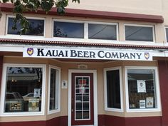 *Kauai Beer Company - Lihue | This beer company is way better than Kauai Island Brewing, in my opinion.