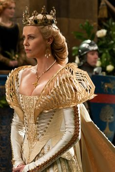 Queen Ravenna - Charlize Theron in Snow White and the Huntsman (2012).