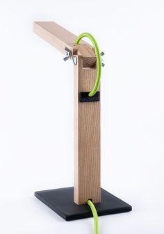 Дизайнерская Настольная лампа Т2, купить Handmade лампу