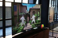 Samsung's 2016 4K TVs get even smarter. This year is shaping up to be a 4K HDR showdown for all of the big TV makers. We've already seen Vizio and LG's entries, and now Samsung has announced more details about its latest lineup. All of its new 4K TVs feature quantum dot technology, which promise more accurate colors compared to LED on its own.