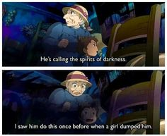 Studio Ghibli - Howls moving castle
